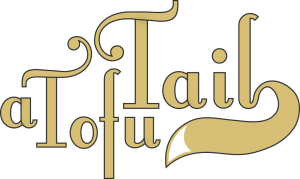 A Tofu Tail LOGO_yellow
