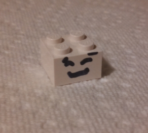 mr tofu lego
