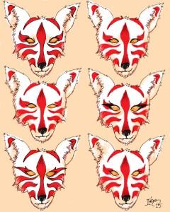 mask concept variations 1