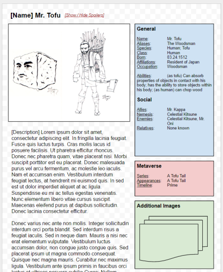 alchemedium a tofu tail metaverse page mock up