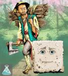 alchemedium a tofu tail metaverse mr tofu S
