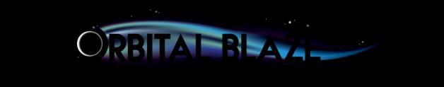 alchemedium orbital blaze bandcamp banner