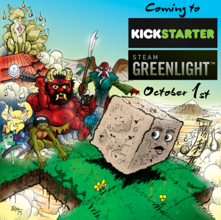 alchemedium a tofu tail kickstarter steam greenlight