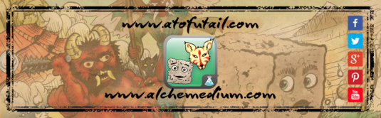 alchemedium a tofu tail pax east indie showcase bookmark.png