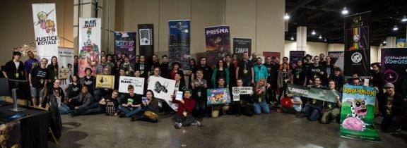 magfest a tofu tail mivs group shot